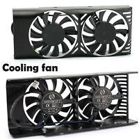 Für MSI GeForce GTX 1050 2GT LP Zubehör HA5510M12F-Z 2Pin GTX 1050 Ti Lüfter MV