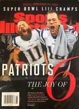 Patriot Superbowl Champs Sports Illustrated Special Commemorative Issue