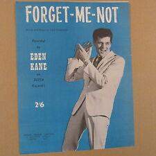 Unanimità Forget Me Not EDEN Kane 1962