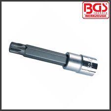 """BGS - 1/2"""" - Spline (XZN) - M12 x 100 mm - Bit Socket - Non Tamper - Pro - 4363"""