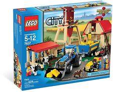 Lego 7637 Farm ** Sealed Box ** Farmer 2 Cows