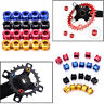LITEPRO Bicycle Chainring Bolts Single/Double/Triple Speed Bike Crankset Screws