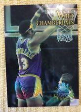 1996 Topps Stars Wilt Chamberlain Refractor #9