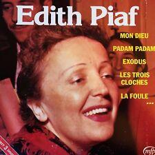 LP/33T/VINYLE - COFFRET- EDITH PIAF -3 DISQUES -MFP