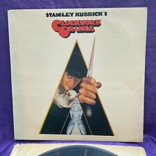 "Clockwork Orange Stanley Kubrick 1971 Film Soundtrack Album 12"" Vinyl Lp Record"