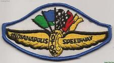 Old Vintage Indianapolis Motor Speedway Patch Indy 500 Old