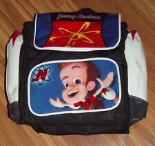 Jimmy Neutron Boy Genius Jet Rocket Insulated Lunch Bag