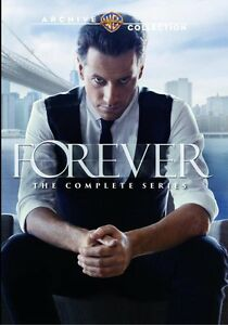FOREVER - THE COMPLETE SERIES (Ioan Gruffudd) - Region Free DVD - Sealed