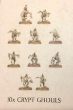 Age of Sigmar - Carrion Empire Flesh-eater courts Crypt Ghouls X10