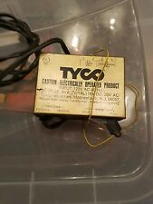 Vintage Tyco Train Power Pack Transformer Model 899V 120V AC/DC