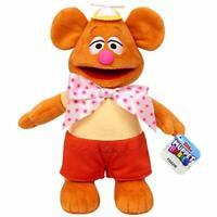 Disney Junior Muppet Babies Fozzie Bear 7 Inch Plush