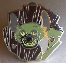 2014 Hidden Mickey Wave B Villainous Sidekicks Ed Hyena Lion Disney Pin 102300