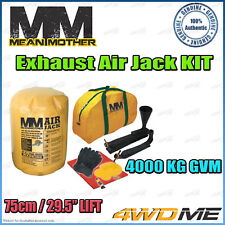 Mean Mother 4WD Exhaust Jack Air Jack 4Ton 4000kgs Sand Mud Offroad Recovery