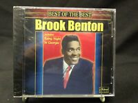Best of the Best by Brook Benton (CD, Federal Records)
