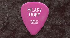 Hilary Duff 2004 Debut Tour Guitar Pick! Shaun custom concert stage Pick #1