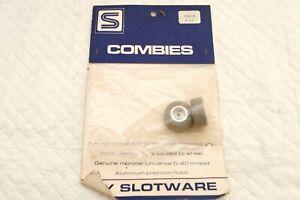 "SLOTWARE vintage 1960's precision quality combies 3/8"" SW100 NOS Riko Revell"