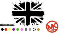 LARGE UNION JACK Sticker Camper Van Motorhome Wall Mini Cooper Sunroof decal
