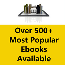 500+ of Most Popular eBooks With Resell Rights