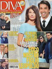 Diva 2016 3#Gigi Buffon & Ilaria D'Amico,Stefano Bollani,Pamela Prati,A.Clerici