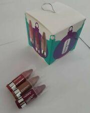 Clinique Chubby stick Moisturizing Lip Colour Balm box set- 3 Chubbettes