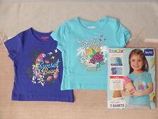 2 Stück Mädchen  T-Shirts, Größe 86/92, Neu & OVP