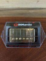 DiMarzio PAF 36th Anniversary Bridge Humbucker Pickup - Gold Cover - Worn