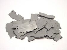 New Lot of (23) WAGO 769-307 Terminal Block End Piece
