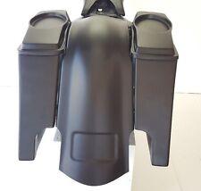 """6x9"""" #1 Speaker Lids Harley Davidson Saddlebags Stretched Flh Fender  Dual"""