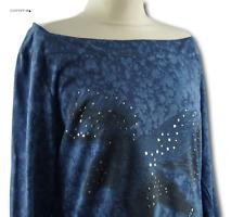 Comma  Bluse Damenbluse Langarmshirt  T-Shirts UVP 49,99 € Gr.M/0016