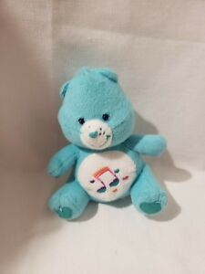 "Care Bear Heartsong Bear 7"" Plush"