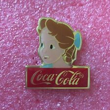 Pins DISNEY COCA COLA WENDY PETER PAN 15 Th Anniversary