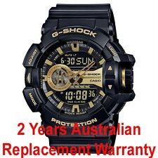 CASIO G-SHOCK MENS WATCH GA-400GB FREE EXPRESS 2-YEARS WARRANTY GA-400GB-1A9