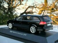Opel Vectra C OPC Caravan ~ Vauxhall Vectra VXR Estate 1:43 Model Car . SCHUCO