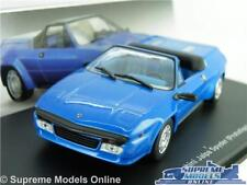 LAMBORGHINI JALPA SPYDER MODEL CAR 1:43 SCALE BLUE IXO SUPER 1987 PROTOTYPE K8