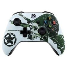 Brand New Army Skull Xbox One S / X Custom Controller Un-Modded