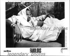 Fabolous Desert Storm Records Atlantic Original Press Photo