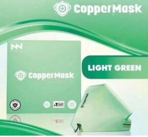 Coppermask   New in green