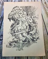 Men Maiden & Myths ~ Nestor Redondo Art Portfolio (1979) Signed Limited 303/1000