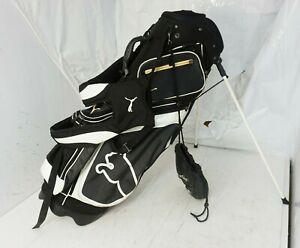8 Division Puma Stand Carry Golf Clubs Bag