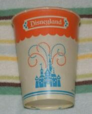 New ListingVintage 1970's Disneyland Castle wax cup *Used*