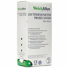 WELCH ALLYN - SURETEMP THERMOMETER PROBE COVERS 250/BX