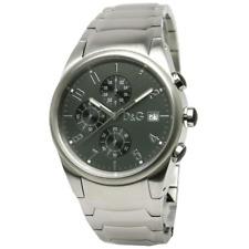 D&G Dolce & Gabbana 3719770123 Armbanduhr Herren, Edelstahl, Chronograph - Neu