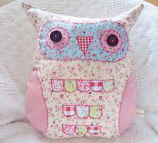 GRANDE cuscino gufo kit cucito patchwork Craft Kit Make Your Own splendido GUFO!