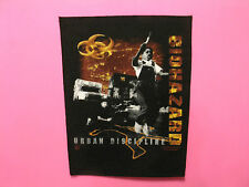 BIOHAZARD 1992 OFFICIAL VINTAGE BACK PATCH UK IMPORT NOT SHIRT CD LP PIN BUTTON