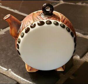 Vintage Small Japanese Teapot