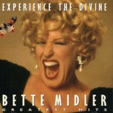 BETTE MIDLER EXPERIENCE THE DIVINE Greatest Hits CD NEW