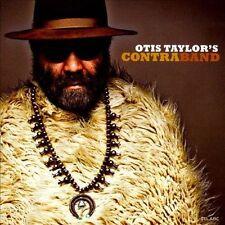CD: OTIS TAYLOR Contraband