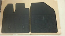 2011-2013 Lincoln MKX front and rear All Weather slush floor mats OEM