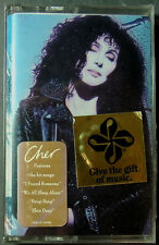 Cher:  Self-Titled (Cassette, 1987, Geffen) NEW