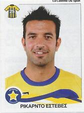 058 RICARDO ESTEVES ASTERAS TRIPOLIS FC.SEOUL STICKER PANINI GREECE LEAGUE 2010